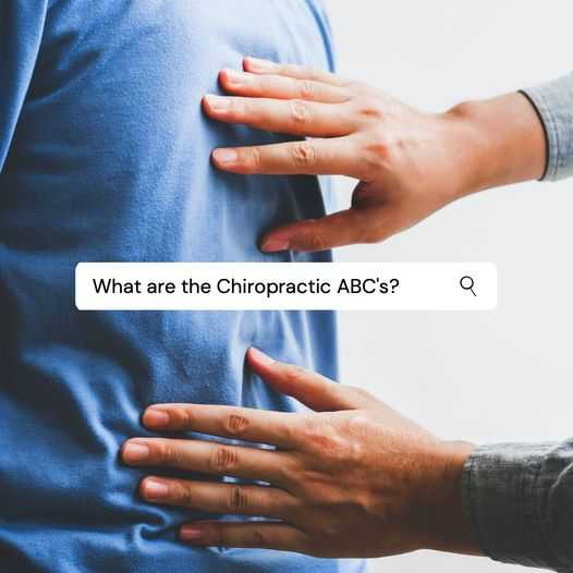 The Chiropractic ABC's