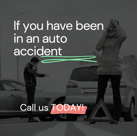 In a Recent Auto Accident?