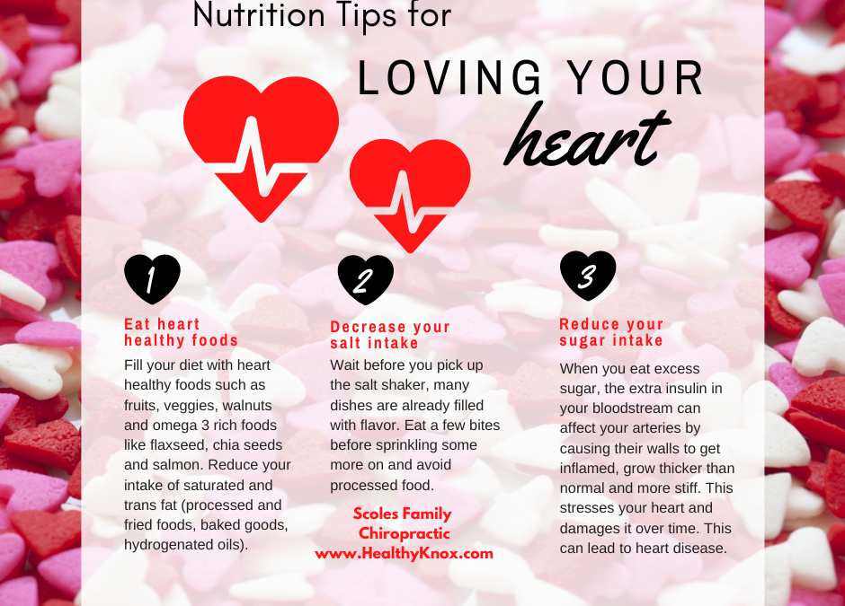 Nutrition Tips for Loving Your Heart