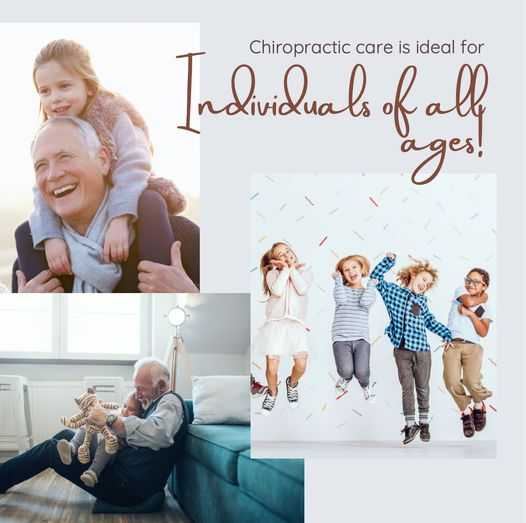Chiropractic Is Ideal For All Ages