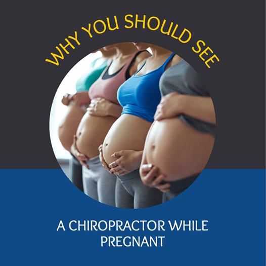 Why You Should See A Chiropractor While Pregnant